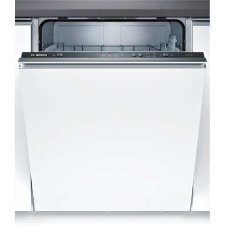 Bosch Dishwasher SMV46CX07E Built in, Width 60 cm, Number of place settings 13, Number of programs 6, A+++, Display, AquaStop function, Stainless steel