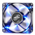 "deepcool ""WIND BLADE"" 80mm  Semi-transparent black fan"
