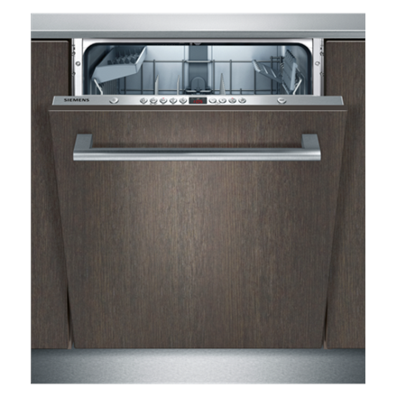 SIEMENS Dishwasher SN65M046EU Built in, Width 59.8 cm, Number of place settings 13, A+++, AquaStop function, White