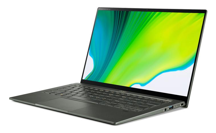 Acer  Swift 5 SF514-55GT-538S Mist Green