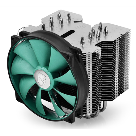 deepcool Lucifier V2 universal, Intel 130W , AMD 125W W, Air cooler