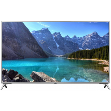 LG 65UJ6517  65 (165 cm), Smart TV, Ultra HD LED, 3840 amp;#215; 2160  pixels, Wi-Fi, DVB-T2   S2   C, Silver