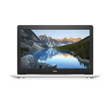"Dell Inspiron 15 5570 White, 15.6 "", Full HD, 1920 x 1080 pixels, Matt, Intel Core i3, i3-6006U, 4 GB, DDR4, HDD 1000 GB, 5400 RPM, AMD Radeon 530, GDDR5, 2 GB, Tray load DVD Drive (Reads and Writes to DVD/CD), Linux, 802.11ac, Bluetooth version 4.1,"