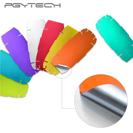DJI Skins for Spark - Colorful Set, 8pcs