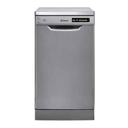Candy Dishwasher CDP 2D1145X Free standing, Width 45 cm, Number of place settings 11, Number of programs 6, A+, Inox