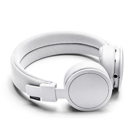 URBANEARS PLATTAN ADV True white headphones with Mic amp; Remote  Interchangeable Cable  ZoundPlug  Collapsible