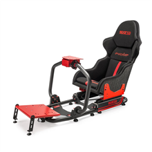 Sparco Cockpit Evolve - V Black/Red Sparco