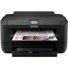Epson Printer with two trays C11CG38402 Colour, Inkjet, A4, Wi-Fi, Black