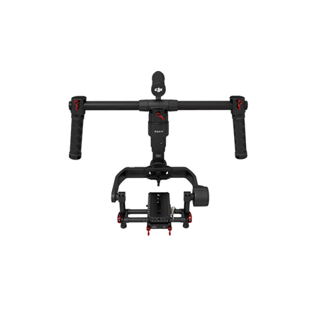 DJI Ronin-M Gimbal Stabilizer, Support Cameras up to 3.6kg, Three Operation Modes (Underslung Mode, Upright Mode, Briefcase Mode)