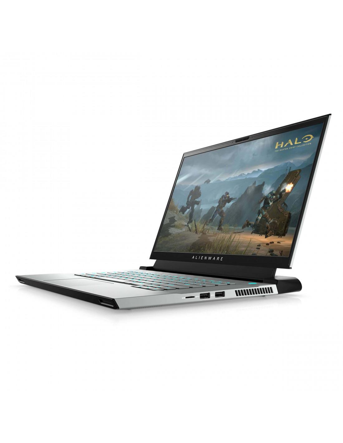Dell  Alienware m15 R4  Silver