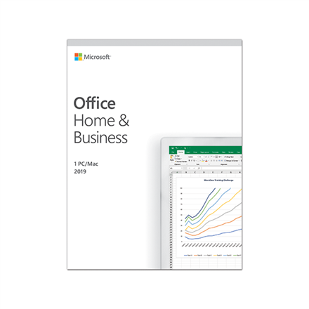 Microsoft  Office Home and Business 2016 ,  Medialess