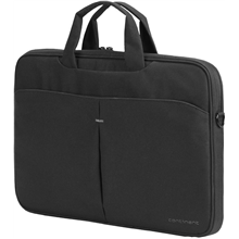 "Sumdex CC-014 Fits up to size 13.3 "", Black, Shoulder strap, Nylon, Messenger - Briefcase"