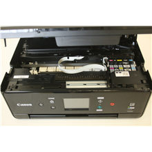 SALE OUT. Canon PIXMA IJ MFP TS6150, black Canon Multifunctional printer PIXMA IJ MFP TS6150
