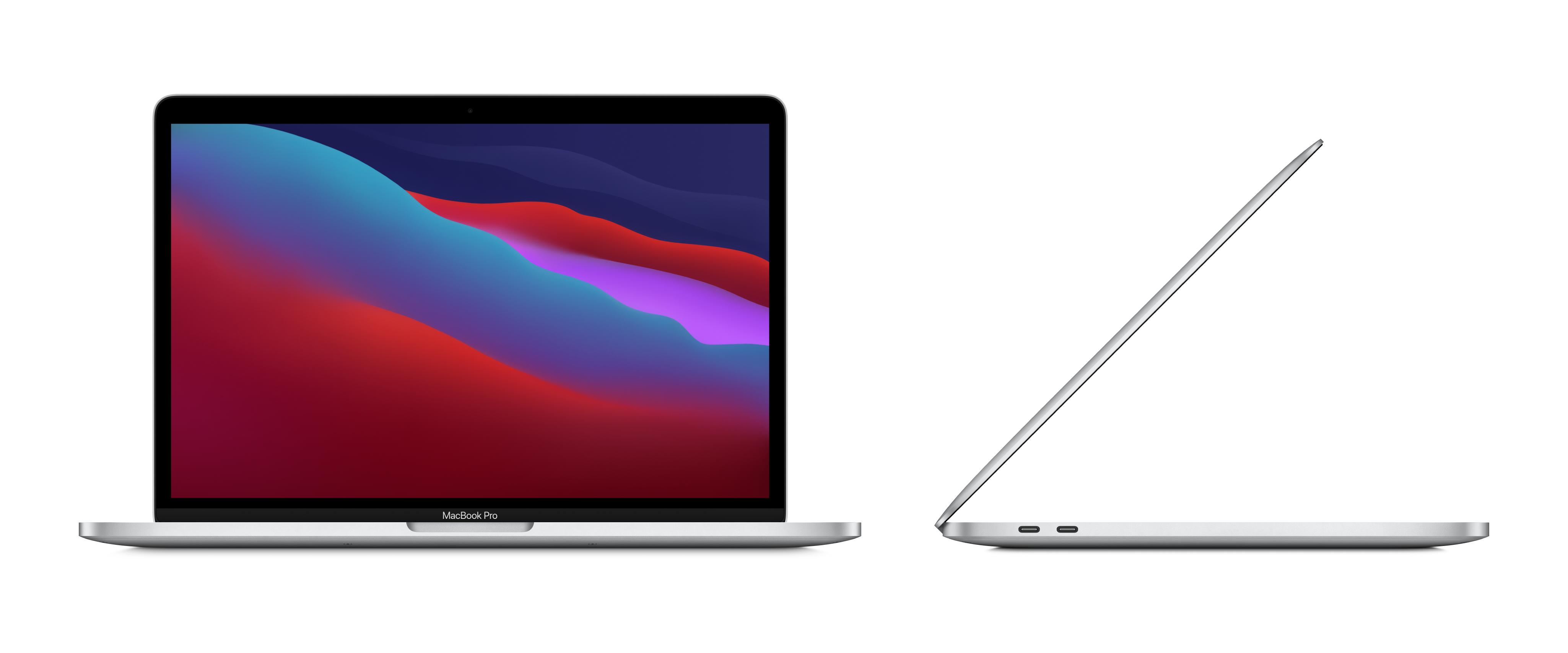 Apple  MacBook Pro Silver