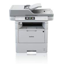 Brother MFC-L6800DW Multifunction Laser Printer with Fax / A4 / Up to 46ppm / Duplex / 50 Sheet ADF