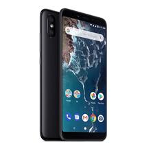 "Xiaomi Mi A2 Black, 5.99 "", LTPS IPS LCD, 1080 x 2160 pixels, Qualcomm Snapdragon, 660, Internal RAM 4 GB, 32 GB, Dual SIM, Nano-SIM, 3G, 4G, Main camera Dual 12+20 MP, Secondary camera 20 MP, Android, 8.1, 3000 mAh"