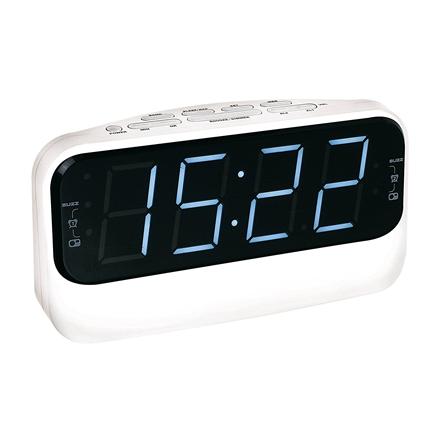 ClipSonic PLL AM FM alarm clock AR316W