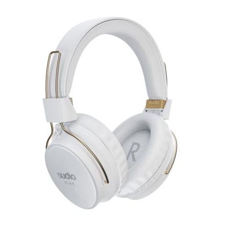 Sudio KLAR Bluetooth bevielės ausinės su aktyvia triukšmo slopinimo technologija.