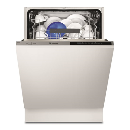 Electrolux Dishwasher ESL75330LO Built in, Width 60 cm, Number of place settings 13, Number of programs 5, A++, White