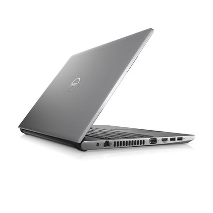 Dell Vostro 15 3568 Silver, 15.6 , HD, 1366 x 768 pixels, Matt, Intel Core i3, i3-6006U, 4 GB, DDR4, HDD 1000 GB, 5400 RPM, AMD Radeon R5 M420, DDR3L, 2 GB, DVD-RW Drive (Reads and Writes to DVD CD), Linux, 802.11ac, Bluetooth version 4.0, Keyboard