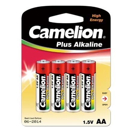 Camelion AA/LR6, Plus Alkaline, 4 vnt