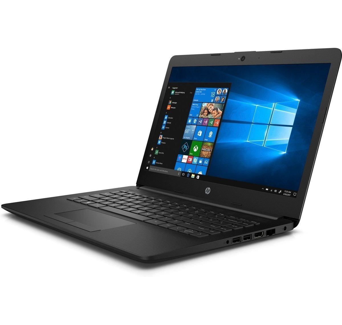 HP  245 G7 Black