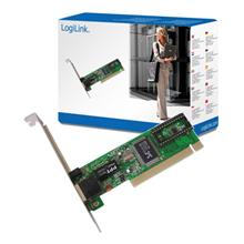 Logilink PCI card 10/100 LAN MBit REALTEK chip
