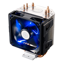 Cooler Master Hyper 103 Universal cooler, 3 x Ø6mm heat-pipes, Intel 775/115X / 2011/2066 and AMD AM x/FM x, 92mm PWM fan Cooler