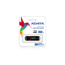 A-DATA DashDrive UV150 32GB Black USB 3.0 Flash Drive, Retail
