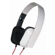 "Gembird Folding stereo headphones ""Rome"" (White)"