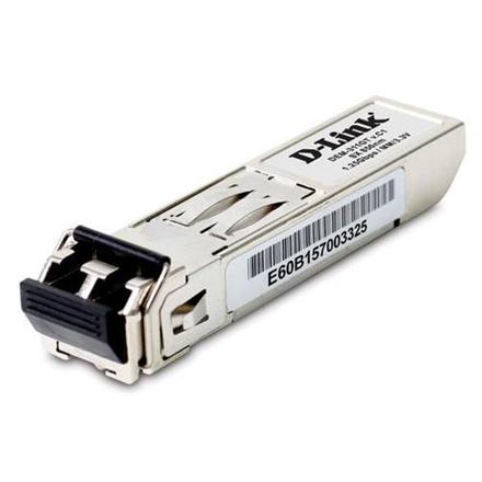 D-Link DEM-311GT/DD SFP Transceiver with 1 1000Base-SX port