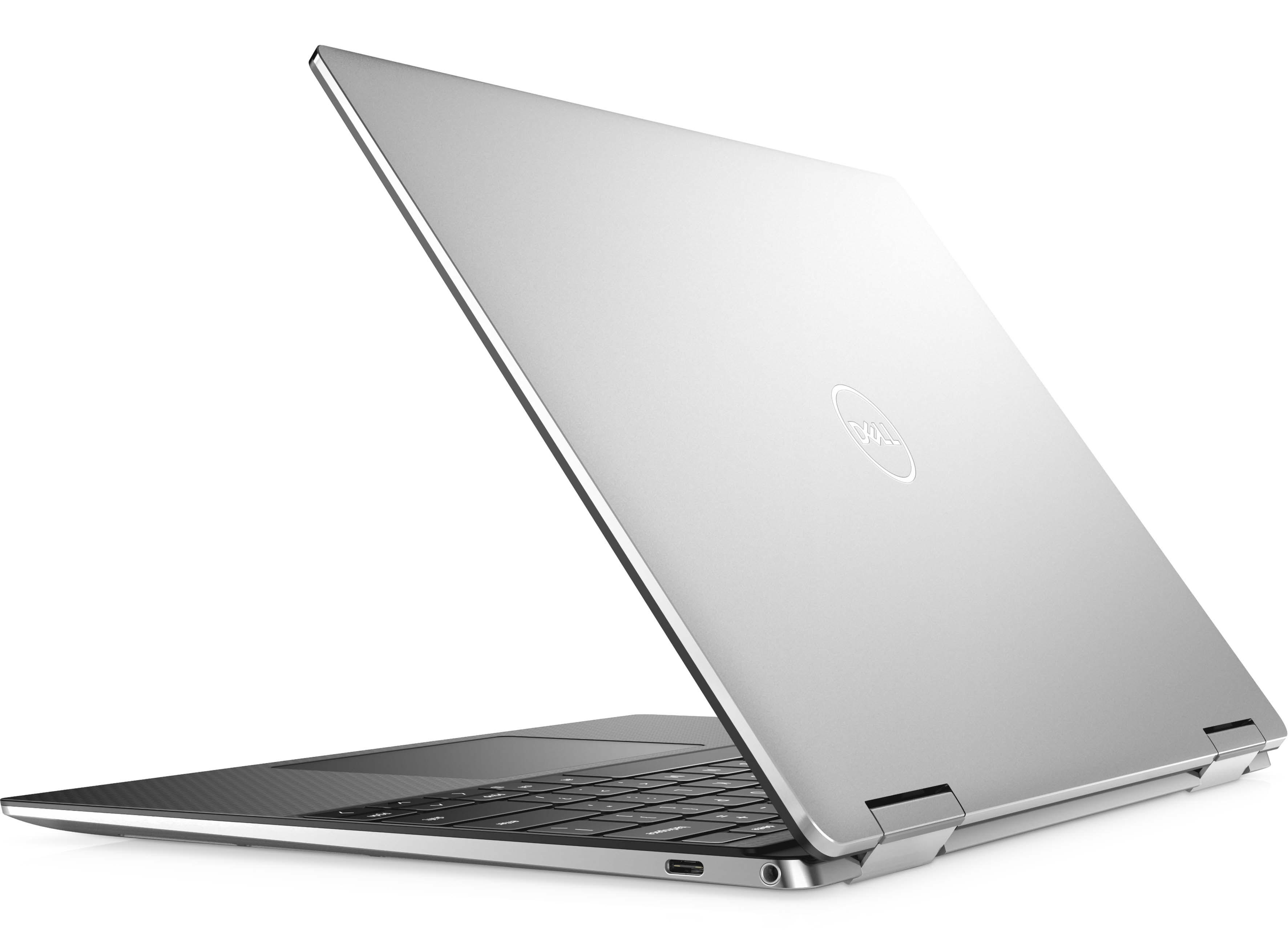 Dell  XPS 9310 2in1 Silver/Black