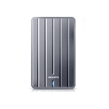 """ADATA External Hard Drive HC660 2000 GB, 2.5 """", USB3.1, Titanium"""