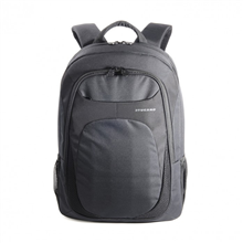 """Tucano VARIO Fits up to size 15.6 """", Black, Fabric, Shoulder strap, Backpack"""