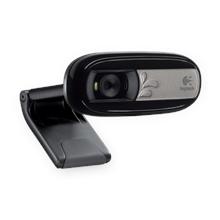 Logitech Webcam C170, USB, Black - New packing
