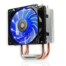 Enermax ETS-N30R-TAA universal cpu cooler , 3heat pipes, 92mm LED  whit PWM fan, - Intel Socket: LGA775 / 115x/1366/2011x AMD Socket: /AMx+/FMx+/