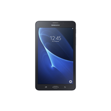 "Samsung Galaxy Tab A (2016) 7.0 "", Black, Capacitive, IPS LCD, 1280 x 800 pixels, Qualcomm"