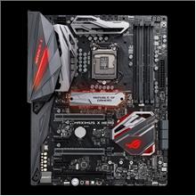Asus ROG MAXIMUS X HERO Processor family Intel, Processor socket LGA1151, Memory slots 4, Chipset Intel Z, ATX