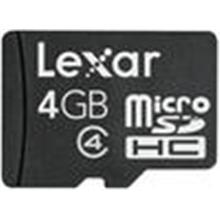 Lexar 4GB microSDHC