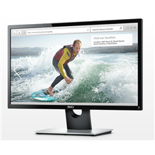 "Dell S Series SE2416H 23.8 "", Black, Full HD, 16:9, 1920 x 1080 pixels, LED, IPS, AntiGlare, 6 ms, 250 cd/m², Warranty 36 month(s)"
