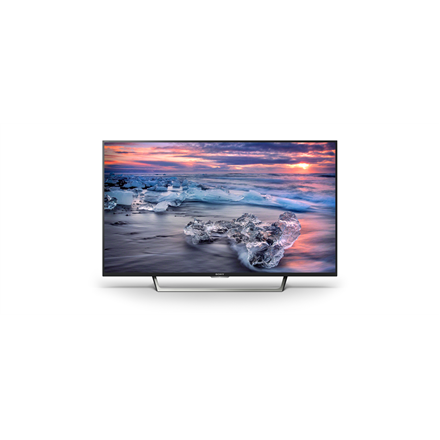 Sony KDL-49WE755 49 (123 cm), Smart TV, Linux, Full HD LED, 1920 x 1080 pixels, Wi-Fi, DVB-T2 C S S2, Black