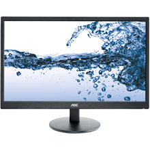 "AOC E2270SWHN 21.5 "", FHD, 1920 x 1080 pixels, 16:9, LCD, TN, 5 ms, 200 cd/m², Black,"