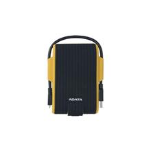 """ADATA External Hard Drive HD725 1000 GB, 2.5 """", USB 3.1, Yellow"""
