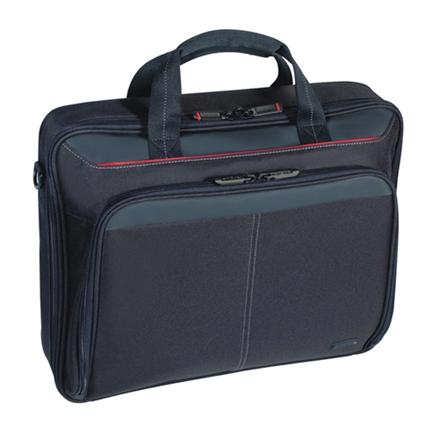"""Klasikinis kompiuterio krepšys Targus Classic 16 """", Juodas"""