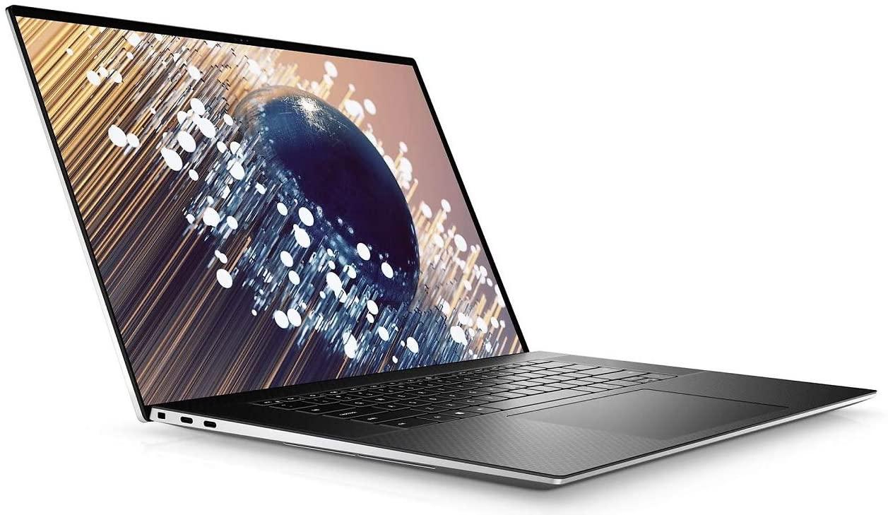 Dell  XPS 17 9700 Silver