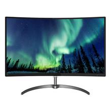 "PHILIPS 278E8QJAB/00 27""W monitor, 1920x1080, 4 ms, 250 cd/m2, D-Sub, HDMI, DisplayPort, Black"