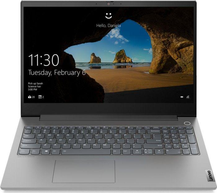Lenovo  ThinkBook 15p IMH Mineral Grey
