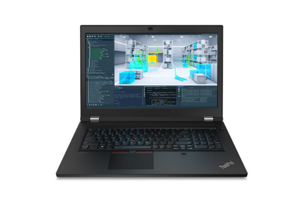 Lenovo  ThinkPad P17 (Gen 1) Black