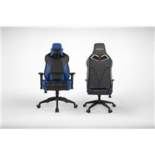 Gamdias Gaming Chair, Achilles E1 L BB, Black/ blue