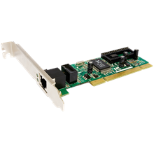 EDIMAX GIGABIT ETHERNET PCI ADAPTERw/low profile bracket (EN)
